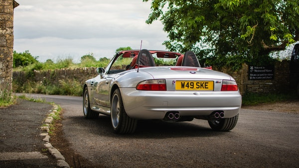 2000 BMW Z3 M Roadster For Sale (picture 21 of 165)
