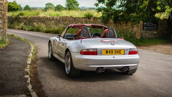 2000 BMW Z3 M Roadster For Sale (picture 10 of 165)