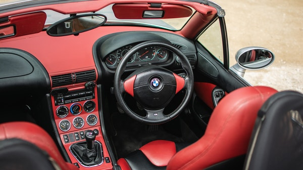 2000 BMW Z3 M Roadster For Sale (picture 26 of 165)