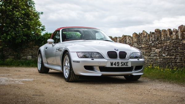 2000 BMW Z3 M Roadster For Sale (picture 91 of 165)