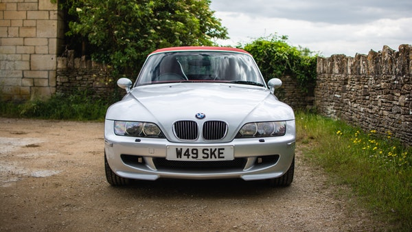 2000 BMW Z3 M Roadster For Sale (picture 18 of 165)