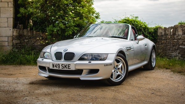 2000 BMW Z3 M Roadster For Sale (picture 7 of 165)