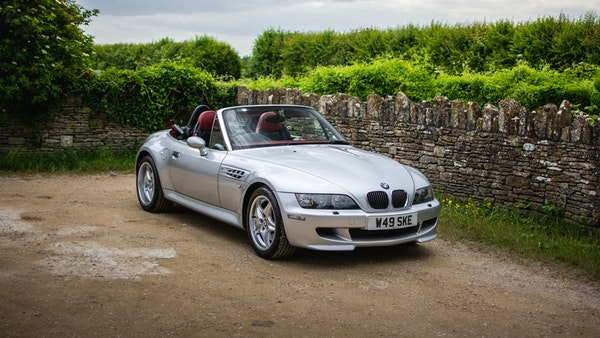 2000 BMW Z3 M Roadster For Sale (picture 14 of 165)