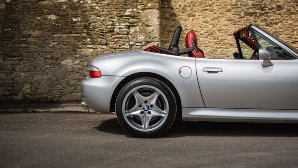 2000 BMW Z3 M Roadster For Sale (picture 4 of 165)