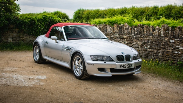 2000 BMW Z3 M Roadster For Sale (picture 17 of 165)