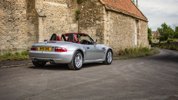 2000 BMW Z3 M Roadster For Sale (picture 16 of 165)