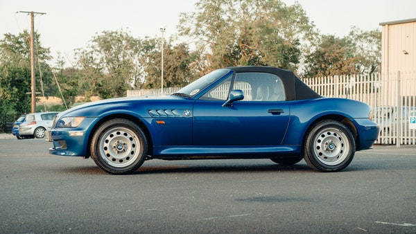 1999 BMW Z3 Roadster For Sale (picture 7 of 106)