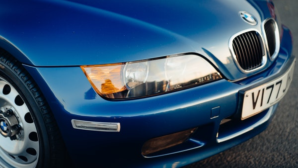 1999 BMW Z3 Roadster For Sale (picture 43 of 106)
