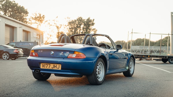 1999 BMW Z3 Roadster For Sale (picture 3 of 106)
