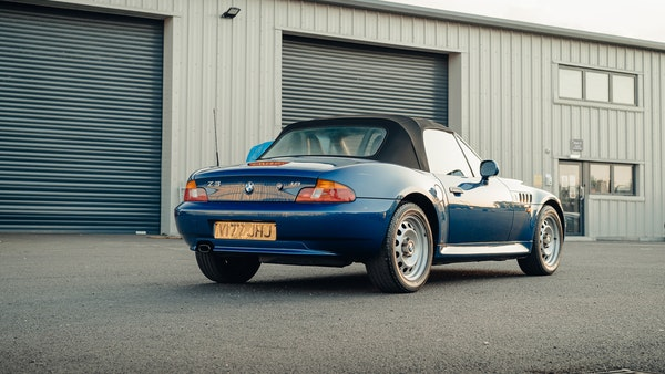 1999 BMW Z3 Roadster For Sale (picture 11 of 106)
