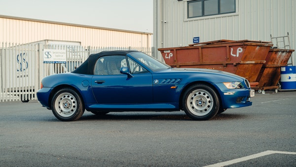 1999 BMW Z3 Roadster For Sale (picture 12 of 106)