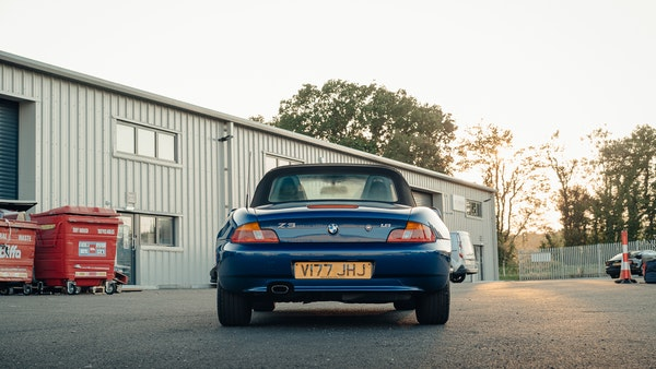 1999 BMW Z3 Roadster For Sale (picture 10 of 106)