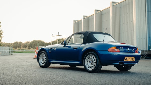 1999 BMW Z3 Roadster For Sale (picture 9 of 106)