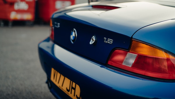 1999 BMW Z3 Roadster For Sale (picture 50 of 106)