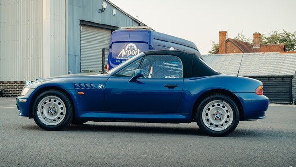 1999 BMW Z3 Roadster For Sale (picture 8 of 106)