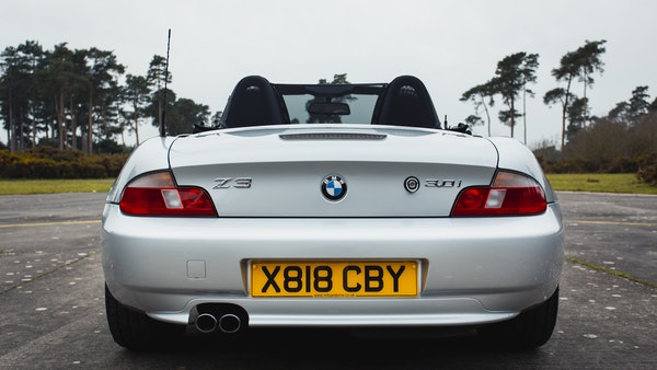 2000 BMW Z3 3.0 Roadster For Sale (picture 6 of 30)