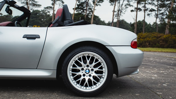 2000 BMW Z3 3.0 Roadster For Sale (picture 11 of 30)
