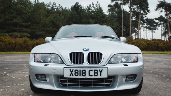 2000 BMW Z3 3.0 Roadster For Sale (picture 5 of 30)