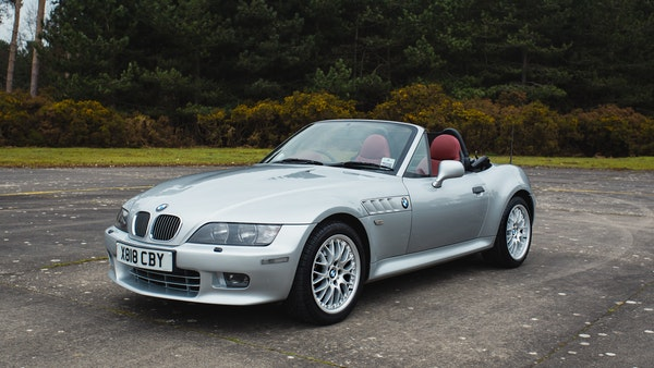2000 BMW Z3 3.0 Roadster For Sale (picture 8 of 30)