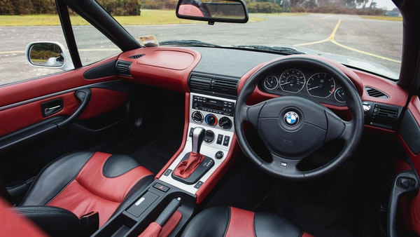 2000 BMW Z3 3.0 Roadster For Sale (picture 13 of 30)