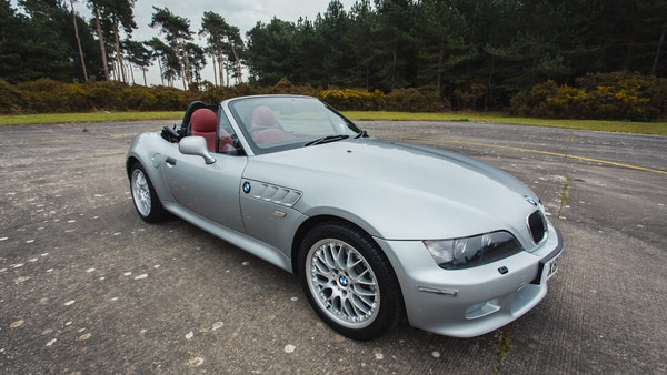 2000 BMW Z3 3.0 Roadster For Sale (picture 4 of 30)