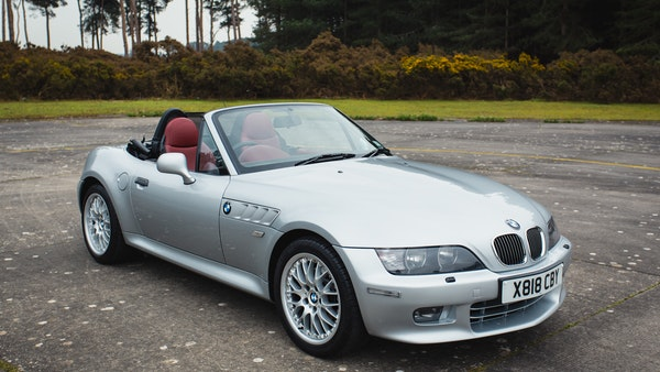 2000 BMW Z3 3.0 Roadster For Sale (picture 1 of 30)