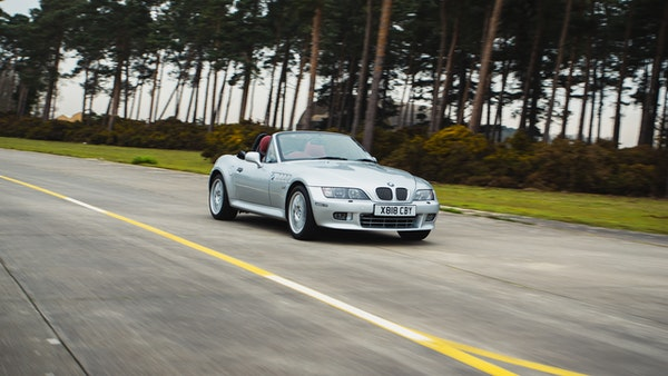 2000 BMW Z3 3.0 Roadster For Sale (picture 9 of 30)