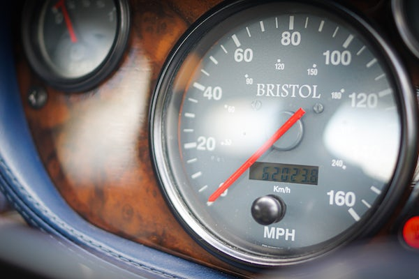 1998 Bristol Blenheim S2 - RESERVE LOWERED For Sale (picture 30 of 52)