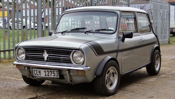 NO RESERVE - 1978 Leyland Mini 1275 GTS For Sale (picture 6 of 139)