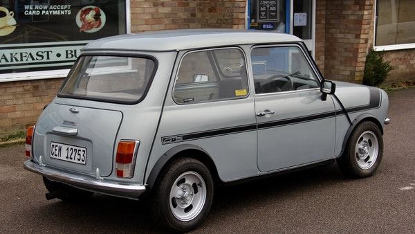 NO RESERVE - 1978 Leyland Mini 1275 GTS For Sale (picture 24 of 139)