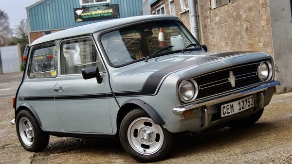 NO RESERVE - 1978 Leyland Mini 1275 GTS For Sale (picture 1 of 139)