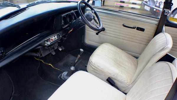 NO RESERVE - 1978 Leyland Mini 1275 GTS For Sale (picture 114 of 139)