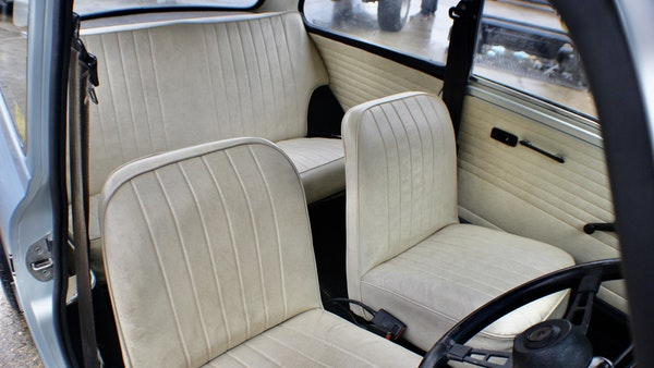 NO RESERVE - 1978 Leyland Mini 1275 GTS For Sale (picture 116 of 139)