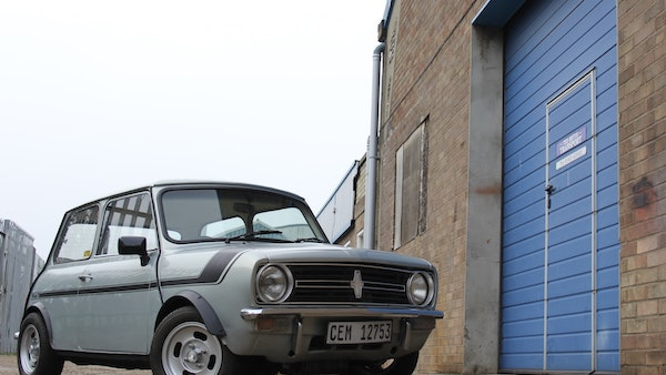 NO RESERVE - 1978 Leyland Mini 1275 GTS For Sale (picture 11 of 139)