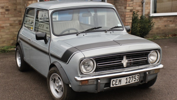 NO RESERVE - 1978 Leyland Mini 1275 GTS For Sale (picture 26 of 139)