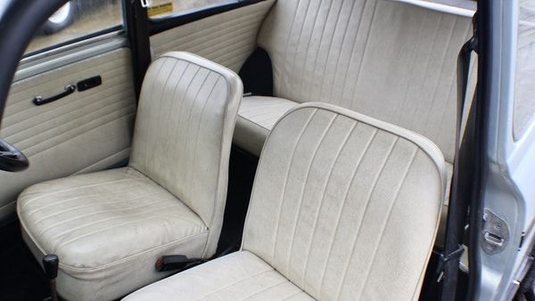 NO RESERVE - 1978 Leyland Mini 1275 GTS For Sale (picture 117 of 139)