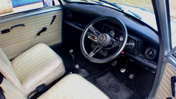 NO RESERVE - 1978 Leyland Mini 1275 GTS For Sale (picture 40 of 139)