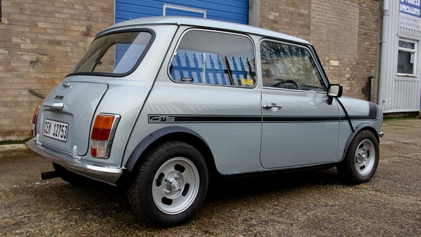 NO RESERVE - 1978 Leyland Mini 1275 GTS For Sale (picture 5 of 139)