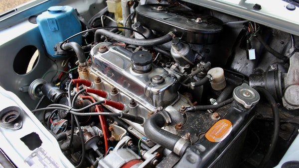 NO RESERVE - 1978 Leyland Mini 1275 GTS For Sale (picture 86 of 139)