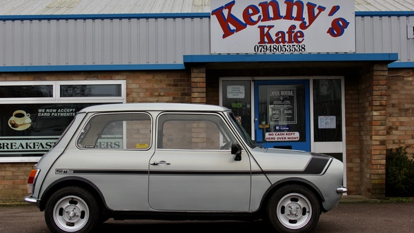 NO RESERVE - 1978 Leyland Mini 1275 GTS For Sale (picture 20 of 139)
