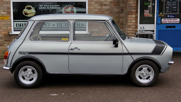 NO RESERVE - 1978 Leyland Mini 1275 GTS For Sale (picture 19 of 139)