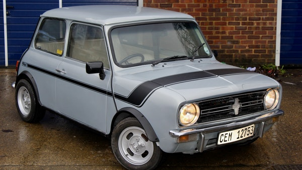 NO RESERVE - 1978 Leyland Mini 1275 GTS For Sale (picture 103 of 139)