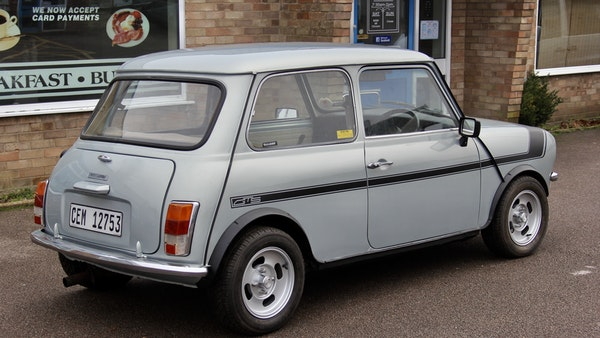 NO RESERVE - 1978 Leyland Mini 1275 GTS For Sale (picture 18 of 139)