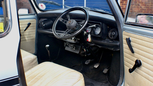NO RESERVE - 1978 Leyland Mini 1275 GTS For Sale (picture 111 of 139)