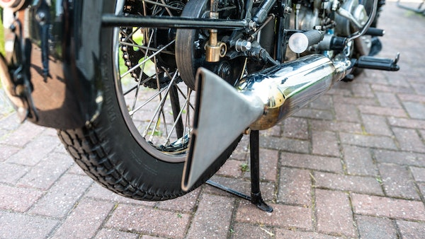 1936 Brough Superior SS80 For Sale (picture 68 of 147)