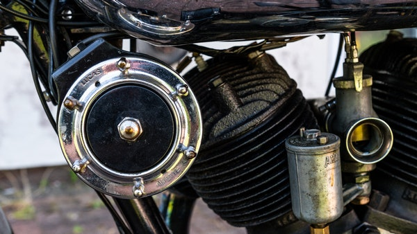 1936 Brough Superior SS80 For Sale (picture 92 of 147)