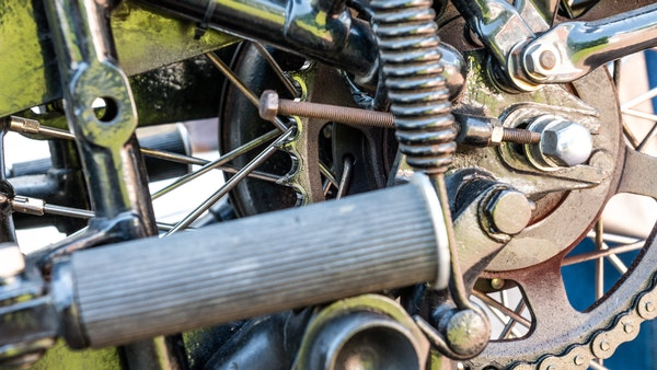 1936 Brough Superior SS80 For Sale (picture 81 of 147)