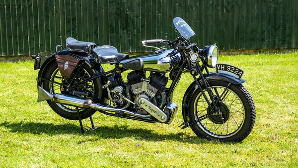 1936 Brough Superior SS80 For Sale (picture 21 of 147)