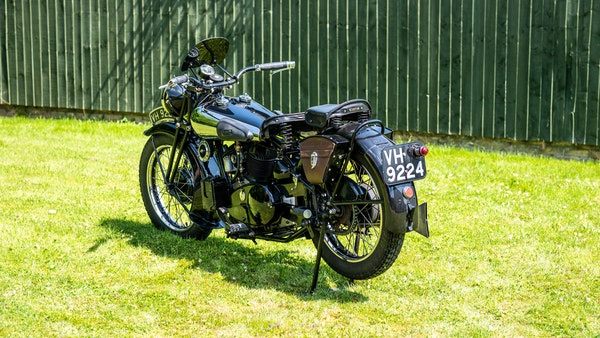 1936 Brough Superior SS80 For Sale (picture 13 of 147)