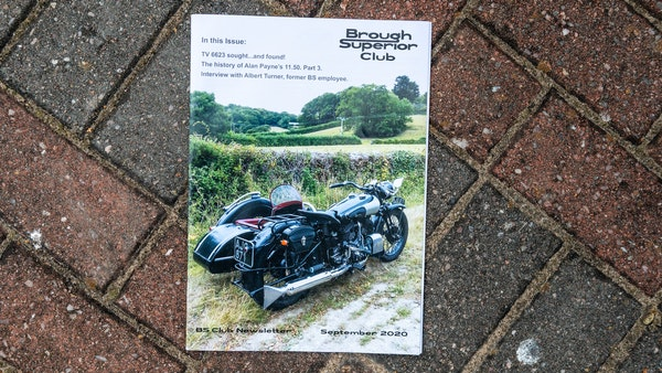 1936 Brough Superior SS80 For Sale (picture 133 of 147)